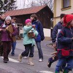 "St. Wendeler Land: ""Kleppern"" an Ostern"