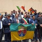 Marpingen besucht die Stadt Siculiana auf Sizilien