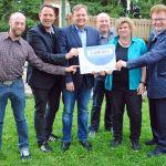 Familienstaatssekretär Stephan Kolling unterstützt Kinderhort Alsweiler mit 2.000 Euro