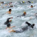 Triathlon: Saarland Meisterschaft am 02. Juli 2017 am Bostalsee