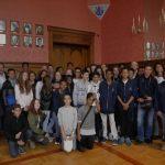 SchülerInnen aus Réunion zu Gast am Wendalinum