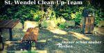 Eric Baumann gründet die Initiative Clean- Up- Team St. Wendel