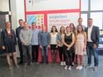 Schülerprojektgruppe der Gemeinschaftsschule Nohfelden-Türkismühle und des Adolf-Bender-Zentrums  erhalten bundesweite Auszeichnungen