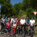 Verkehrsministerin Rehlinger eröffnet Radweg zwischen Kastel und Primstal