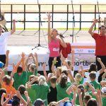 Die Sportabzeichen-Tour kommt am 9. Juni nach St. Wendel