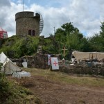 5. Mittelalterliches Treiben auf der Liebenburg