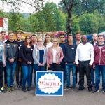 Nonnweiler: Ausbildungsbeginn bei Nestlé Wagner
