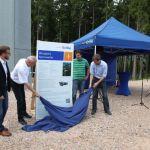 EnBW weiht Windpark in Nonnweiler feierlich ein