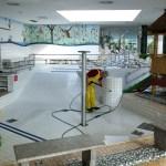Jährliche Wartungsarbeiten im Erlebnisbad Schaumberg