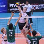 Volleyball: Connor Lammey verstärkt Bliesener Blockspiel