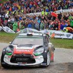 ADAC Rallye Deutschland am Bostalsee – Rallyepässe zu gewinnen