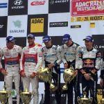 Rallye-WM am Bostalsee: Landrat Udo Recktenwald zieht positives Fazit