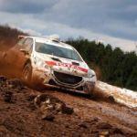 Rallye-Stars zum Anfassen in St. Wendel