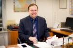 Bürgermeister Volker Weber zieht nach einem Jahr im Amt Bilanz