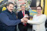 Bliesen: Bäckerei Gillen und Rotes Kreuz arbeiten zusammen