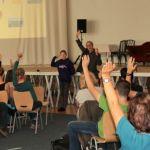 Walhausen: Bundesweite Bildungskampagne für Ressourcenschutz zu Gast in der Waldorfschule