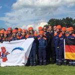Jugendfeuerwehren aus Bergweiler, Sotzweiler und Hasborn in Falkensee erfolgreich