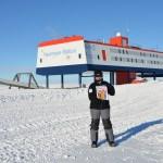 """""""Expedition Antarktis"""":  Vortrag von Dipl.-Geophysikerin Annemarie Sticher"""