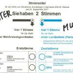 St. Wendeler Land: In 10 Tagen ist Bundestagswahl