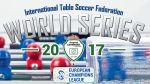 St. Wendel: Tischfußball World Series im Sport Zentrum