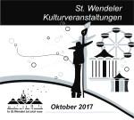 St. Wendeler Kulturveranstaltungen im Oktober