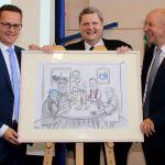 St. Wendel: 25. Dienstjubiläum – Hermann Scharf hat die Lebenshilfe geprägt