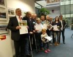 St. Wendel: 20. Sparkassen-Familienplaner feierlich an Landrat übergeben