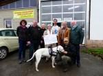 Neu gegründete Stiftung unterstützt Tierheim Linxbachhof