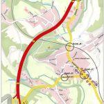 Landesbetrieb für Straßenbau saniert B41 bei Hofeld-Mauschbach
