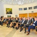 Gemeinde Nonnweiler: Verleihung der Ehrenbürgerschaft an Dr. h.c. Arno Krause