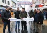 Neue Brühlstraße wertet St. Wendels Stadtbild auf