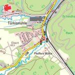 Türkismühle: Instandsetzung der L 135 – Saarbrücker Straße
