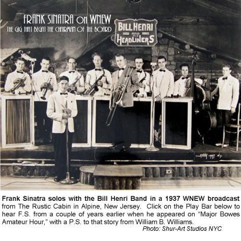 Sinatra WNEW gig