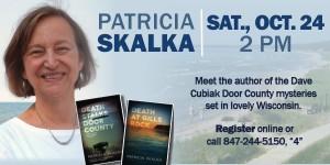 Patricia Skalka author visit