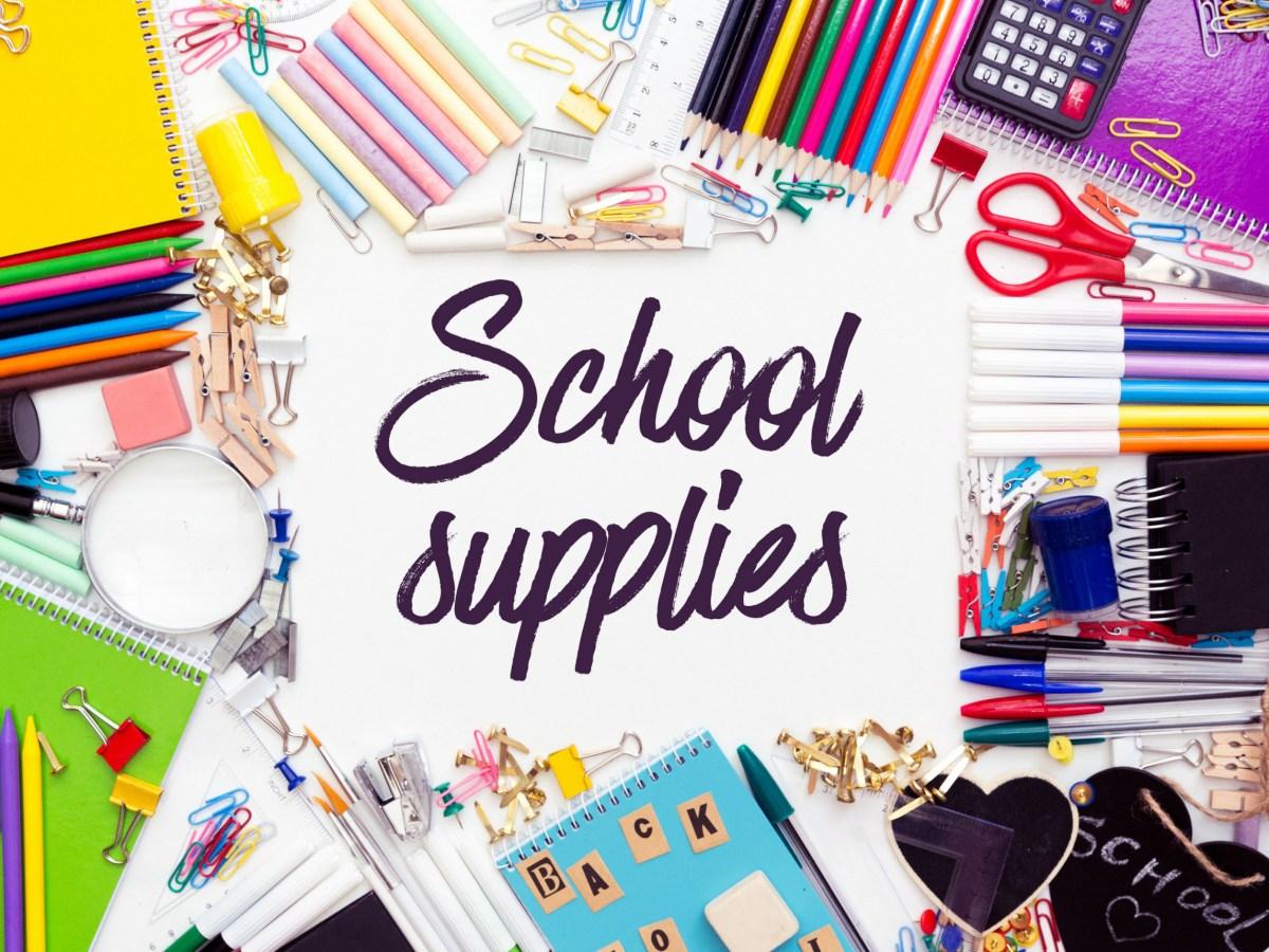 Back-to-school-Must-have-school-supplies