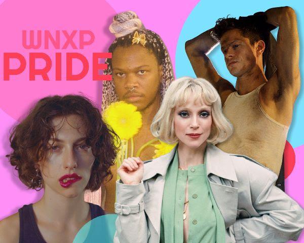 Thematic Static Pride Collage