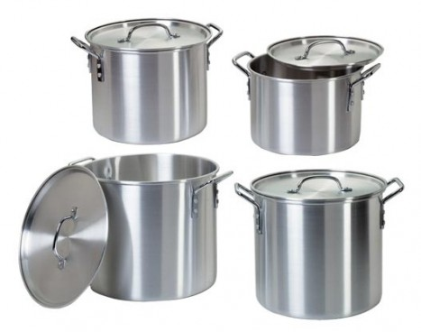 size & capacity of Stock Pot