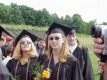 Graduation (June of 2003)11