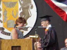 Graduation (June of 2003)18