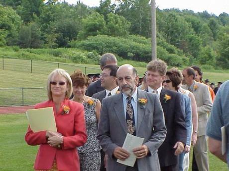 Graduation (June of 2003)20