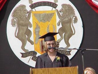 Graduation (June of 2003)21