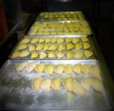 Pierogi Sale Begins at Saint John Kanty