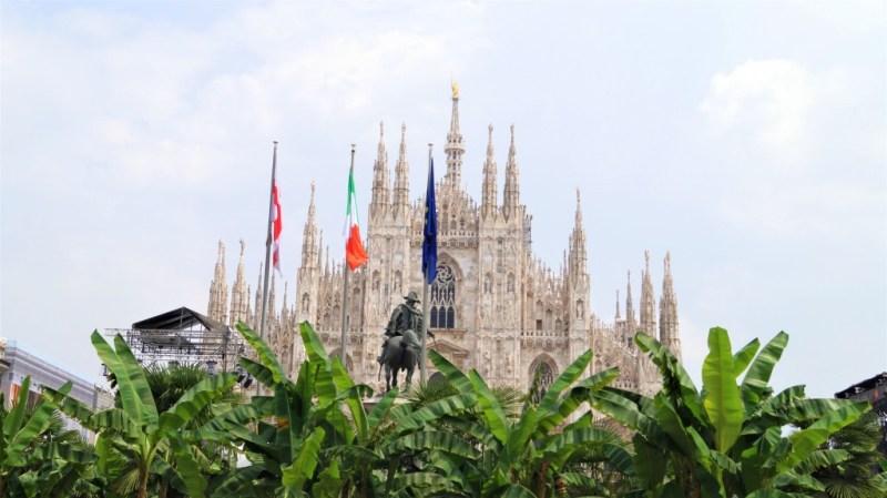 Basilica cattedrale metropolitana di Santa Maria Nascente: Mailänder Dom