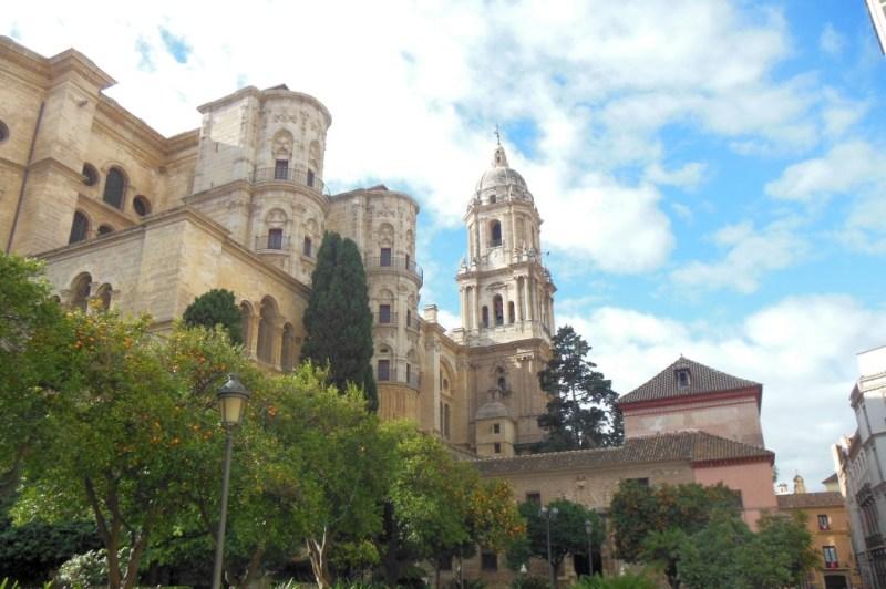 Kathedrale von Malaga, Santa Iglesia Catedral Basílica de la Encarnación Andalusien
