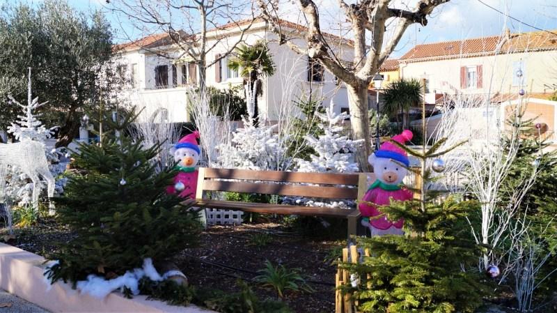 Weiße Weihnachten an der Cote d'Azur
