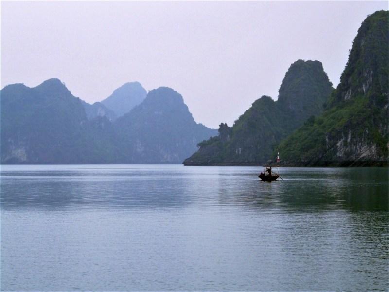 Das Weltkulturerbe Halongbucht Weltkulturerbe Halongbucht - Vietnam