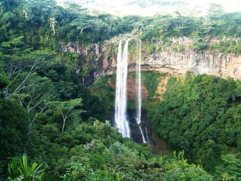 Taramin Falls