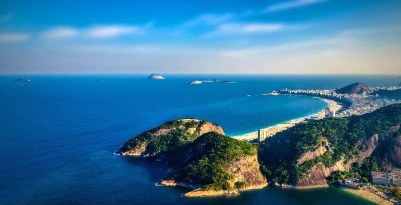 Reiseziele in Brasilien