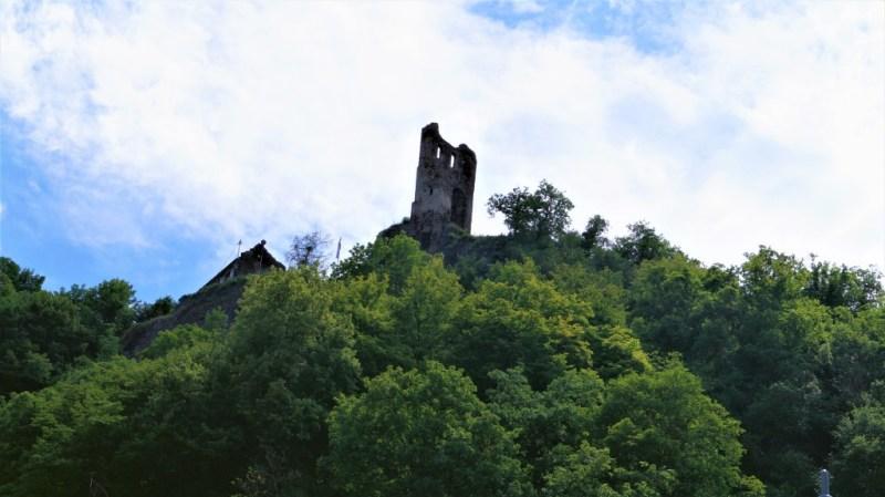 Ruine Grevenburg in Traben-Trarbach