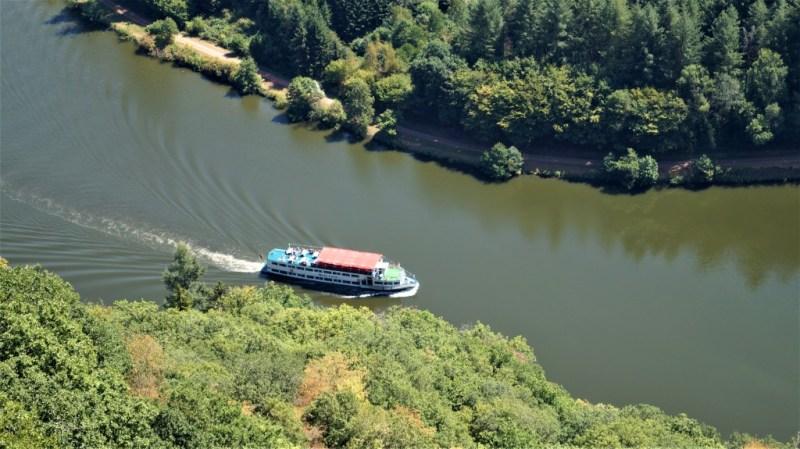 Schifffahrt auf Saar und Saarkanal